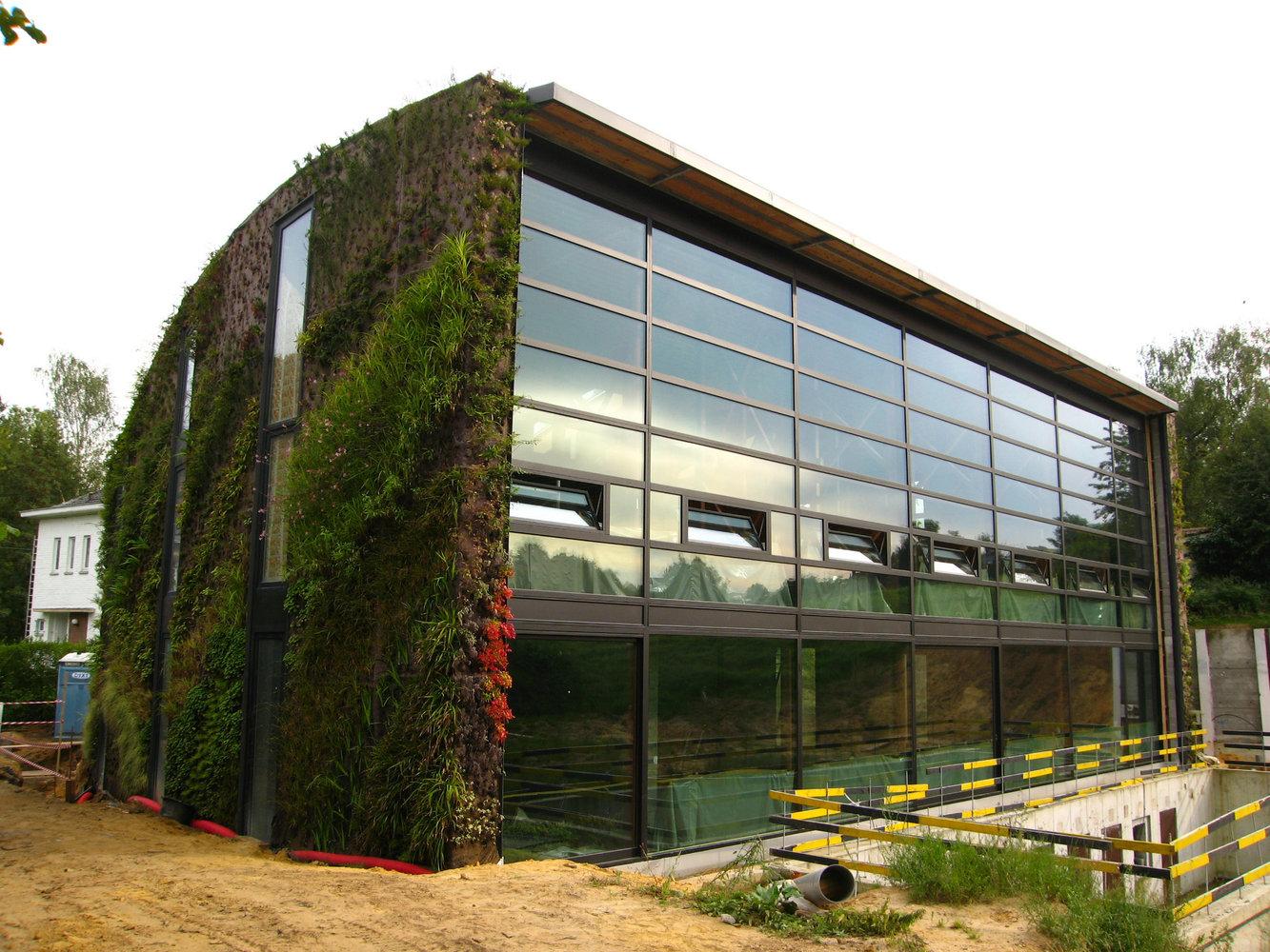 Maison privée | Mur Vegetal Patrick Blanc