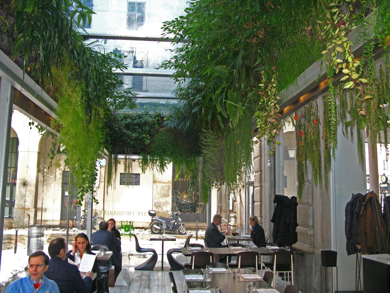 Presse Cafe Francais