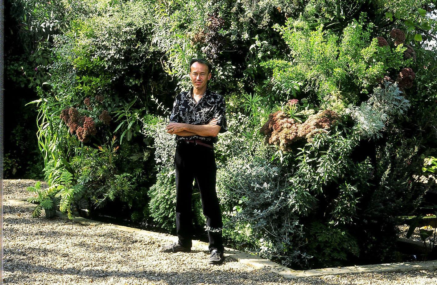 Festival international des jardins chaumont sur loire mur vegetal patrick - Patrick blanc mur vegetal ...