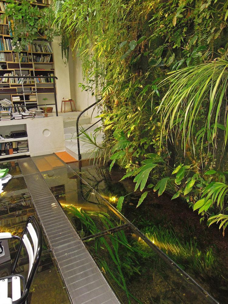 maison de patrick blanc page 2 mur vegetal patrick blanc. Black Bedroom Furniture Sets. Home Design Ideas